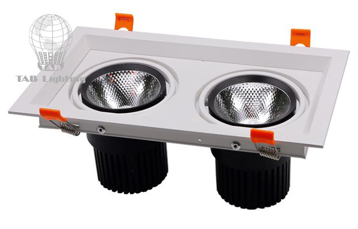 Đèn LED Downlight đôi TAB LED DL28