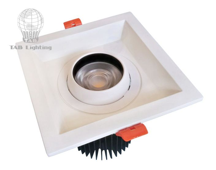 Đèn LED Downlight COB vuông TAB LED DL27